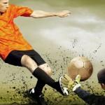 Futebol: Primeira meia-final Campeonato do Mundo: Brasil – Alemanha