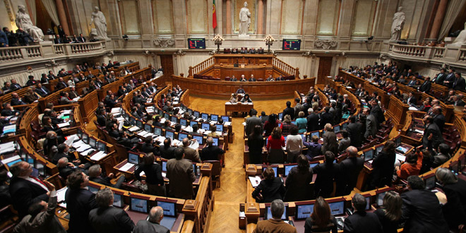 Debate sobre o Estado da Nação, na Assembleia da República