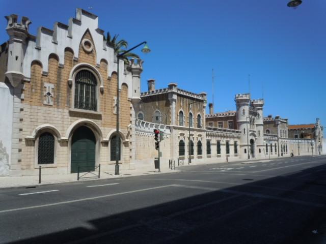 Concentração no Estabelecimento Prisional de Lisboa