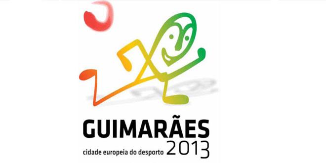 Guimarães Cidade Europeia do Desporto 2013