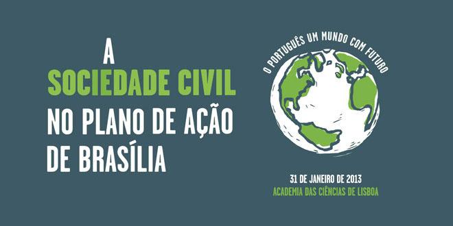 A Sociedade Civil no Plano de Ação de Brasília