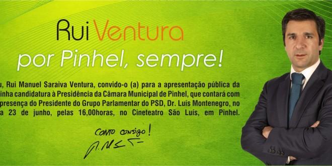 Autárquicas 2013 – Pinhel