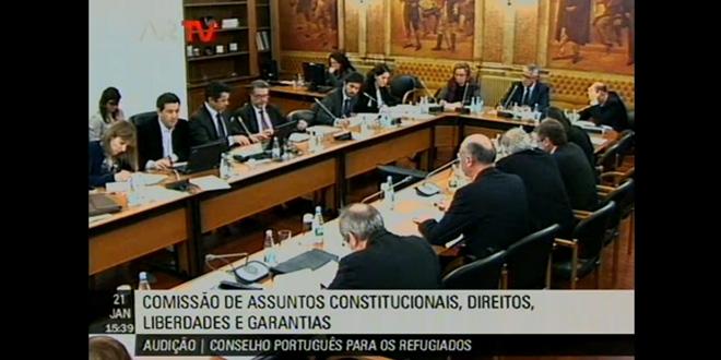Carlos Peixoto questiona Conselho Português para os Refugiados