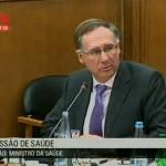 João Prata questiona o Ministro da Saúde