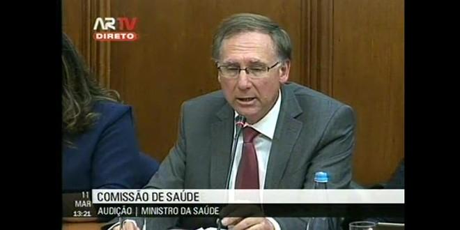 João Prata questiona Ministro da Saúde