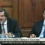 João Prata questiona Secretário de Estado do Desporto e da Juventude